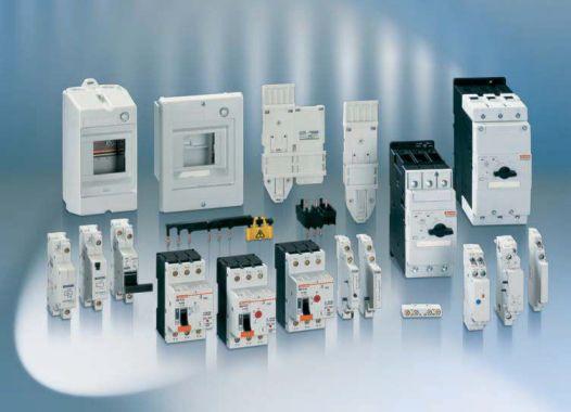 Автоматические выключатели для защиты двигателя Lovato Electric