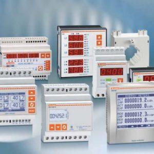 Измерительные приборы и трансформаторы тока Lovato Electric