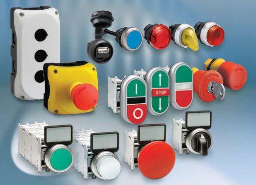 Кнопки и переключатели Lovato Electric