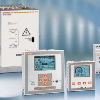 Контроллеры коэффициента мощности и тиристорные модули Lovato Electric