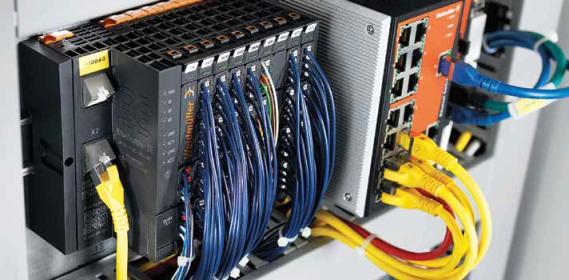 Система дистанционного ввода-вывода Weidmuller U-remote