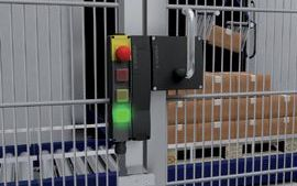 Управление от дверной рукоятки Schmersal