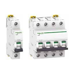 Автоматические выключатели Schneider Electric Acti 9 iC60N
