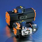 Датчики обратной связи ifm для запорно-регулирующих приводов