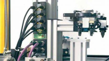 Концентраторы сигналов датчиков исполнительных устройств Weidmuller и разъемы для них