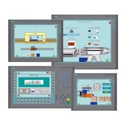 Многофункциональные панели оператора Siemens SIMATIC MP 277 и MP 377