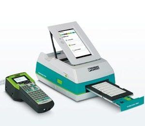 Мобильные системы печати и маркировки Phoenix Contact
