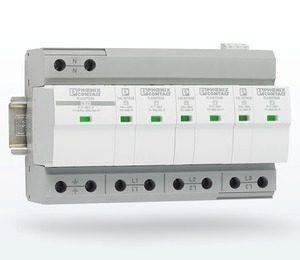 Помехоподавляющие фильтры и защита от импульсных перенапряжений Phoenix Contact