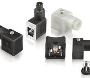 Разъемы Binder для электромагнитных клапанов