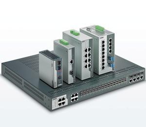 Сетевая инфраструктура Phoenix Contact для МЭК 61850