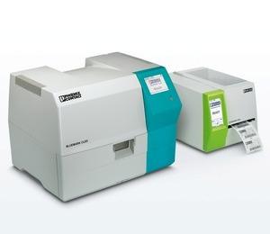 Системы печати и маркировки Phoenix Contact