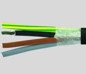 Гибкий кабель управления helukabel jb-500 - это контрольный кабель с маслостойкой оболочкой, 5 класс гибкости