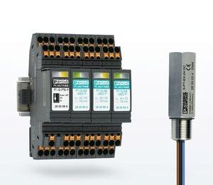 УЗИП Phoenix Contact для контрольно-измерительных систем