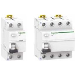 Дифференциальные выключатели нагрузки Schneider Electric Acti 9 iID K