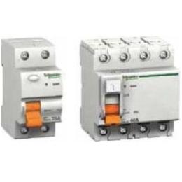 Дифференциальные выключатели нагрузки Schneider Electric Домовой ВД63