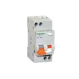 Дифференциальный автоматический выключатель Schneider Electric Домовой АД63