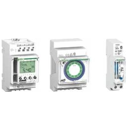 Электронные и электромеханические реле времени Schneider Electric