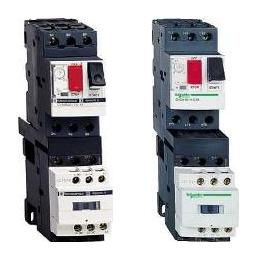 Пускатели прямого включения с автоматическим выключателем Schneider Electric TeSys GV2, LC