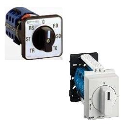 Селекторные переключатели Schneider Electric CMV и CMA