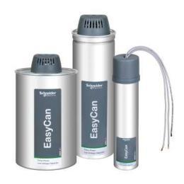 Силовые конденсаторы Schneider Electric EasyCan