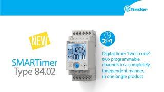 FINDER Timer SMARTimer type 84.02
