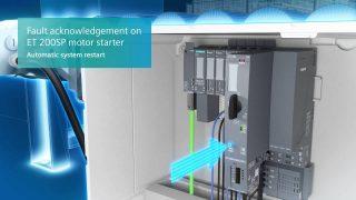 Motor starter Siemens SIMATIC ET 200SP