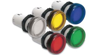 Lovato Electric LED Monoblock Pilot Lights