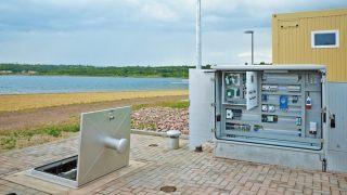 Автоматизация насосных станций