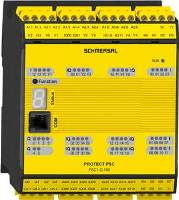 Программируемый контроллер безопасности Schmersal PROTECT PSC1