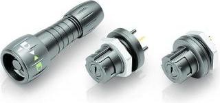 Series 670 NCC Subminiature Connectors